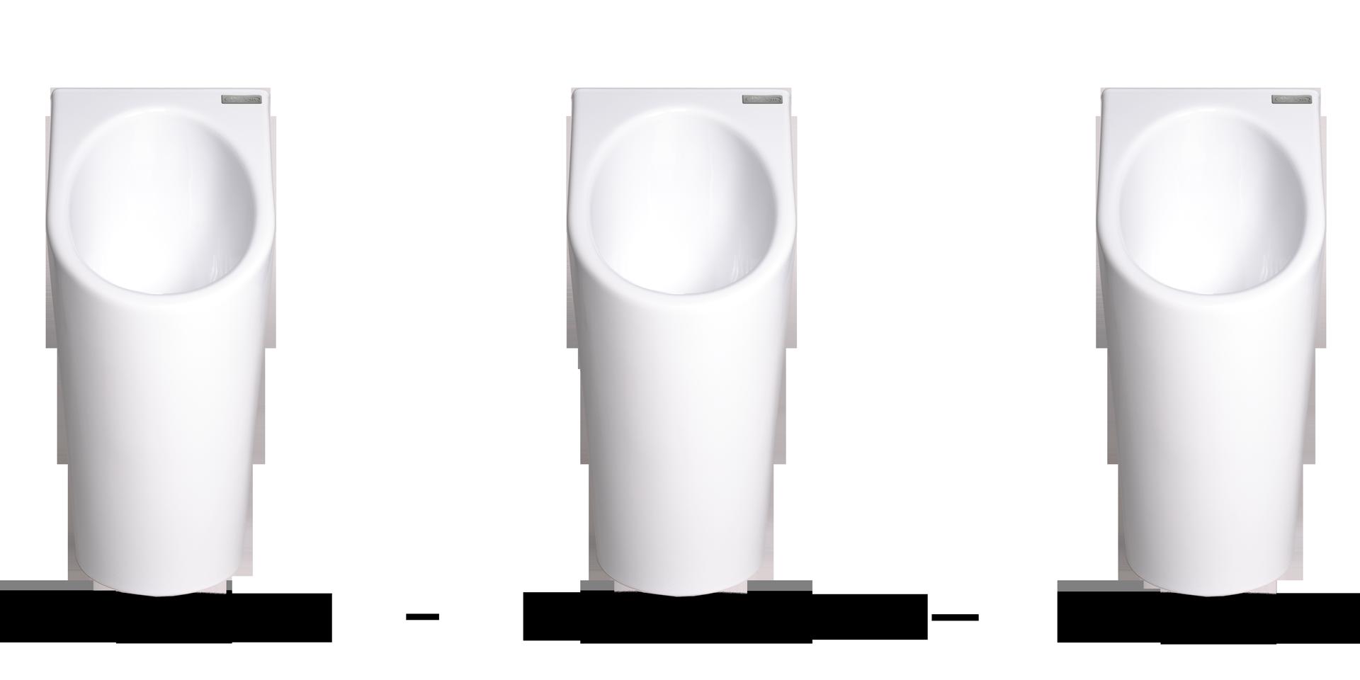 senza aqua ceramic urinal pissoir die innovation einzigartiges system. Black Bedroom Furniture Sets. Home Design Ideas
