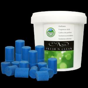 Fresh n Clean Aktivsteine für wasserloses Urinal Senza Aqua