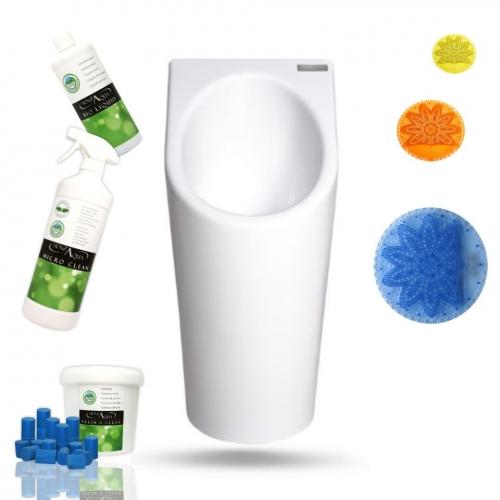 Wasserlose Urinale & Zubehör
